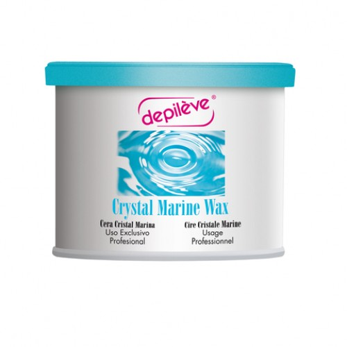 Crystal Marine Wax vasks ar kristāla jūras kolagēnu 400g