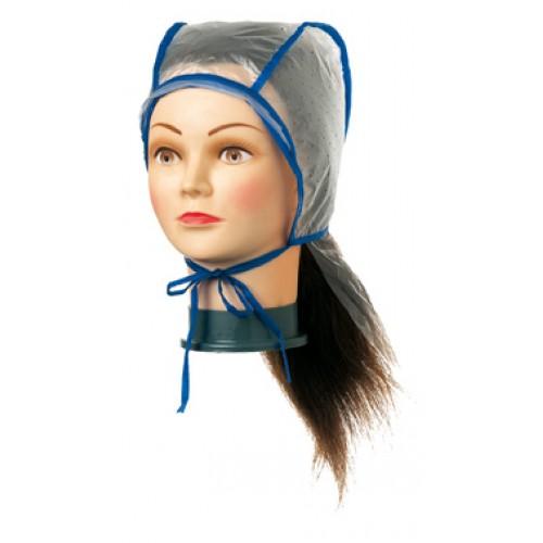 Highlighter cap, double, with neck protection - Cepurīte šķipsnām