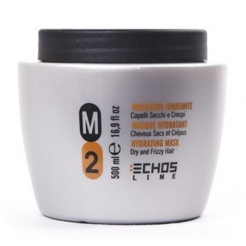 Mitrinoša kokosa maska matiem M2, 500ml