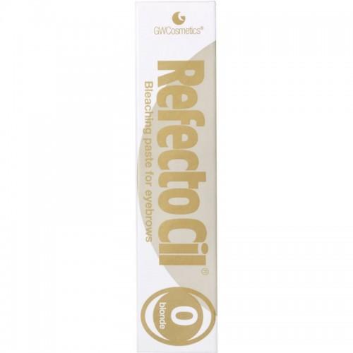 Refectocil krāsa skropstām un uzacīm blond Nr. 0 15ml