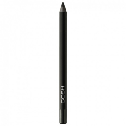 GOSH Velvet Touch Eye Liner Waterproof Black Ink - acu zīmulis