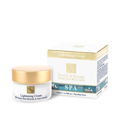 H&B Lightening Cream SPF20 - Balinošs krēms