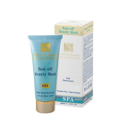 Beauty & Firming Peel-Off Mask 100ml - maska - plēve sejai