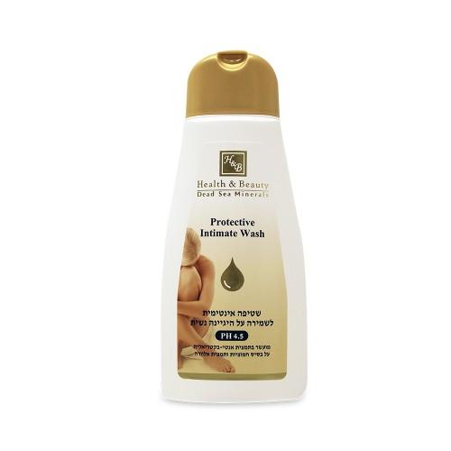 H&B Protective Intimate wash PH 4.5 250ml - intīmās higiēnas ziepes sievietēm