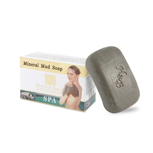 Mineral Mud Soap minerālu ziepes 115g
