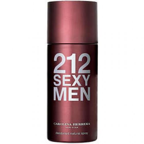 Carolina Herrera 212 Sexy DSP 50ml - Vīriešu dezodorants