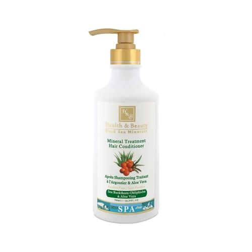 Obliphicha & Aloe Vera Hair Conditioner  kondicionieris ar smiltsērkšķu eļļu un aloe vera 780ml