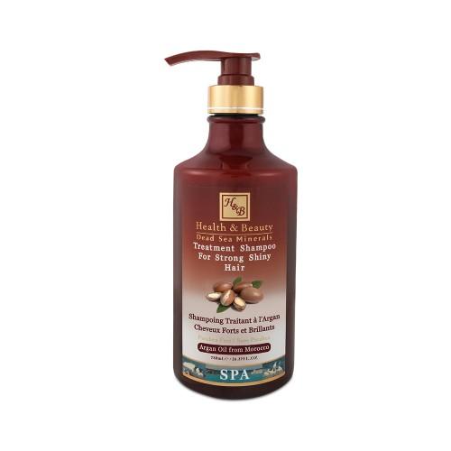 Hair Argan Oil Treatment Shampoo  šampūns ar argāna eļļu 780ml
