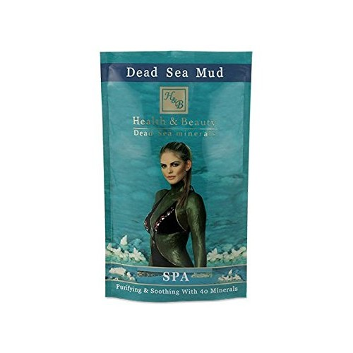 Dead Sea Mud Nāves jūras dubļi 600g