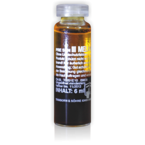 GOLDEN BROWN melanīna eļļa 6ml