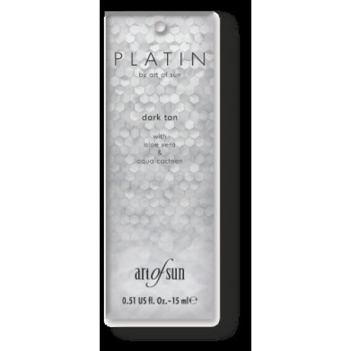Solārija krēms PLATIN dark tan 15ml