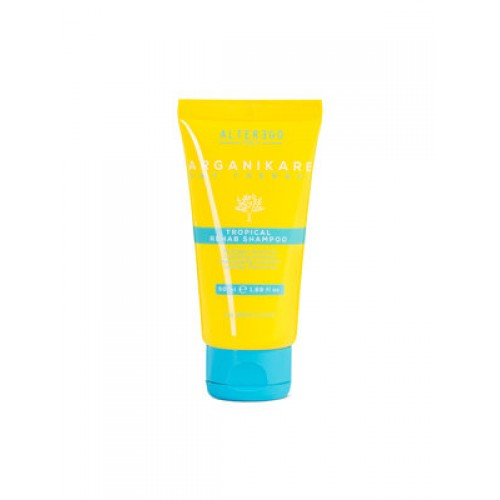 ALTER EGO Tropical mitrinošs šampūns, 50ml