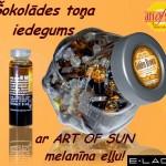 Art of Sun sausā melanīna eļļa