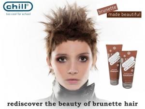 ed brunetes atklāja matu skaistumu...