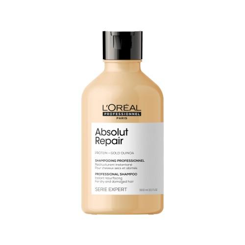 L'Oreal Professionnel Serie Expert Absolut Repair Shampoo - atjaunojošs šampūns bojātiem matiem