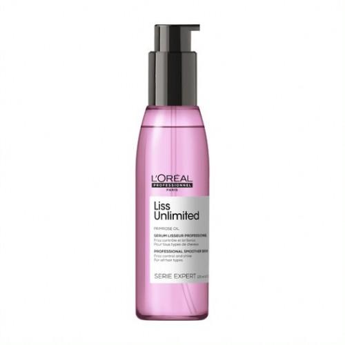 L'Oreal Professionnel Serie Expert Liss Unlimited Serum - nogludinošs serums sausiem un nepaklausīgiem matiem