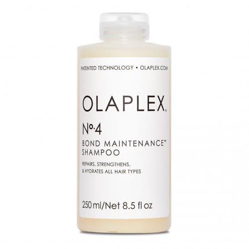 Olaplex No.4 Bond Maintenance Shampoo - atjaunošs un matus stiprinošs šampūns