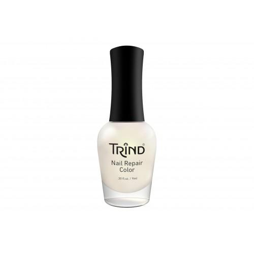 Trind Nail Repair Pure Pearl 9ml - stiprināšanas līdzeklis balta perlamutra krāsa 9ml