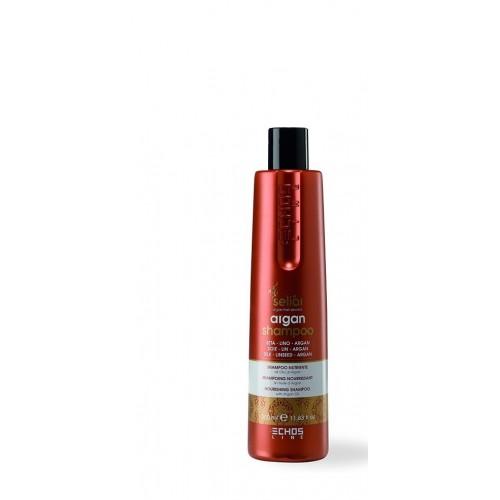 SELIAR Argan Shampoo - Barojošs šampūns ar argāna eļļu, 350ml