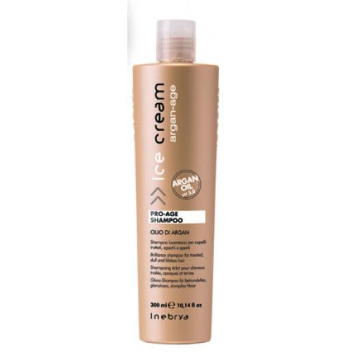 Inebrya Argan Age Pro-Age šampūns, 300ml
