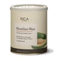 Brazilian Avokado Wax RICA 800ml - Brazīlijas vasks / cietais vasks