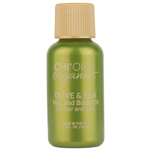 CHI Olive Organics&Silk Hair&Body Oil, 15ml