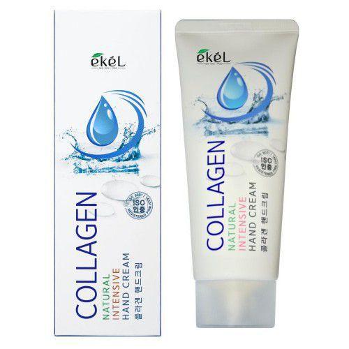 EKEL Hand Cream (Collagen) Barojošs, atjaunojošs roku krēms ar kolagēnu