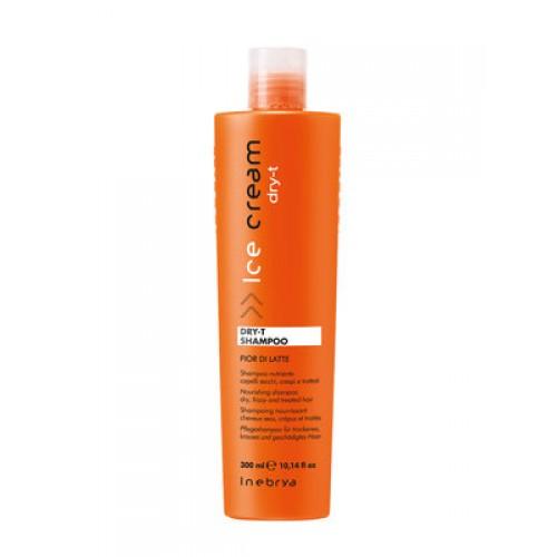 Inebrya Ice Cream Dry-T šampūns 300ml