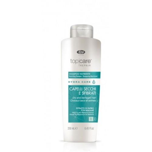Lisap Milano HYDRA Care Shampoo - intensīvi barojošs šampūns