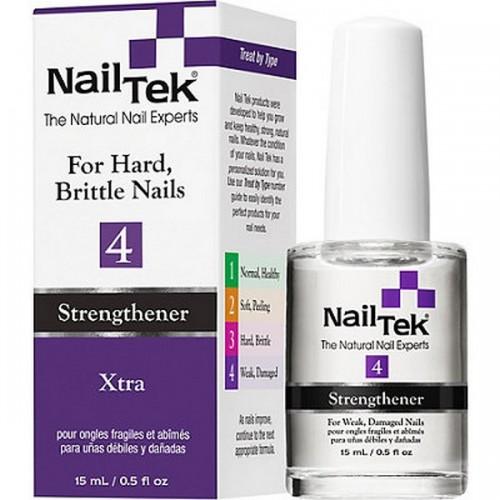 Nail Tek XTRA līdzeklis stipri bojātiem nagiem 15ml