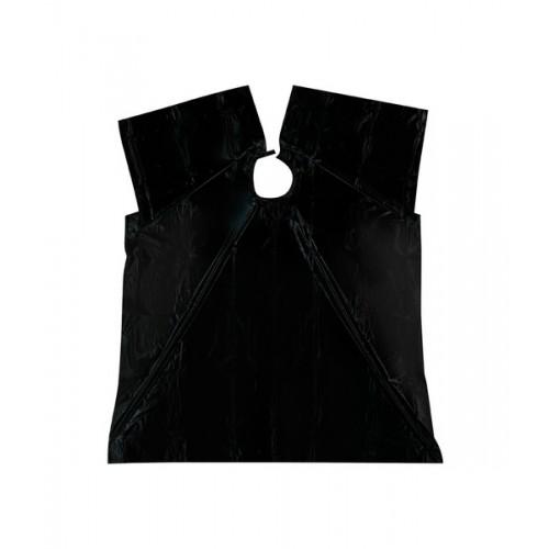 Comair Cape Plastique black 110 x 140 cm - Frizieru apmetnis