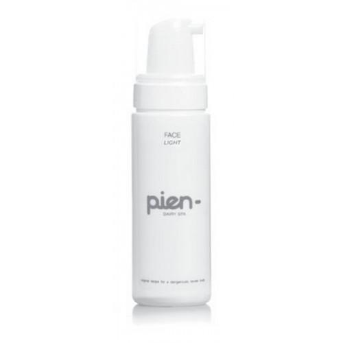 Pien- DAIRY SPA FACE LIGHT 180ml - Dabīgas putas jutīgas sejas ādas tīrīšanai Pien