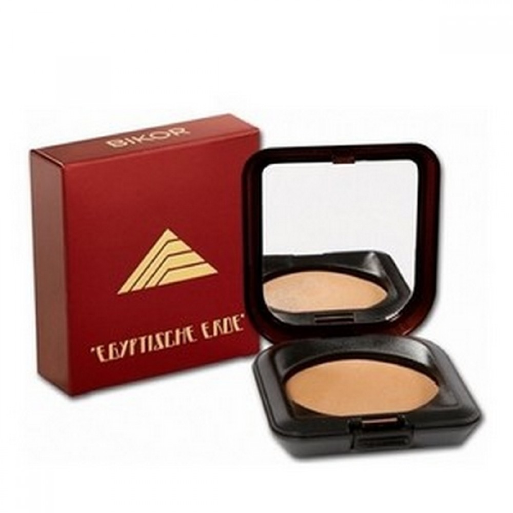 BI-KOR Makeup Egyptische Erde® 14g - kompaktais pūderis (ĒĢIPTES ZEME), oriģināls