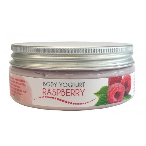 Ķermeņa jogurts RASPBERRY Ceano Cosmetics 200g