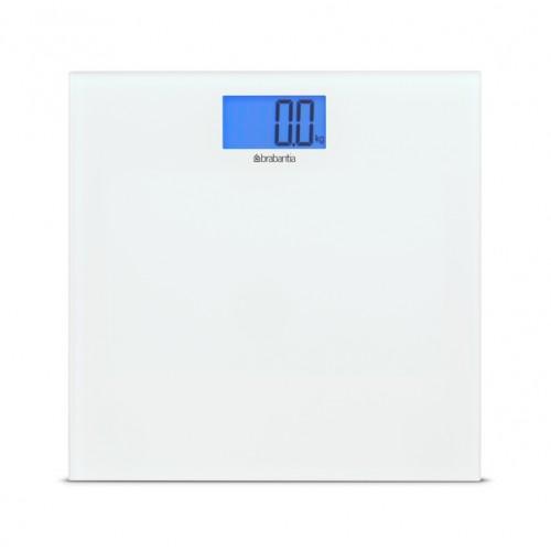 BRABANTIA digitālie vannas istabas svari, balti