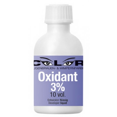 COLOR Developer oksidants šķidrais 3% 50ml
