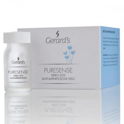 Gerard's Puresense SOS Anti-Flaws Face Serum 9ml - augstas efektivitātes serums sejas ādas problēmu novēršanai