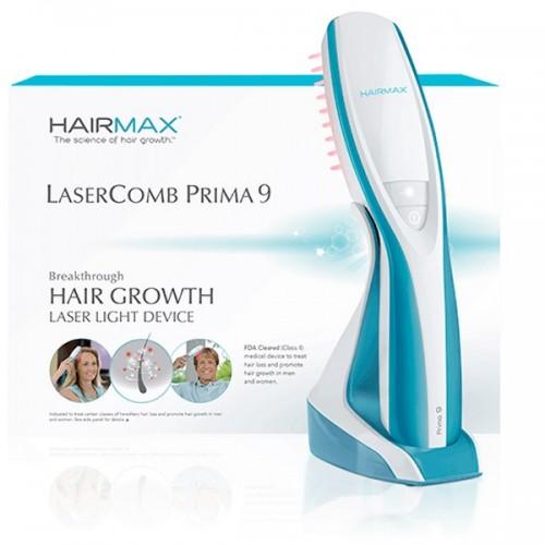 HairMax Prima 9 Hair Growth LaserComb Lāzerķemme