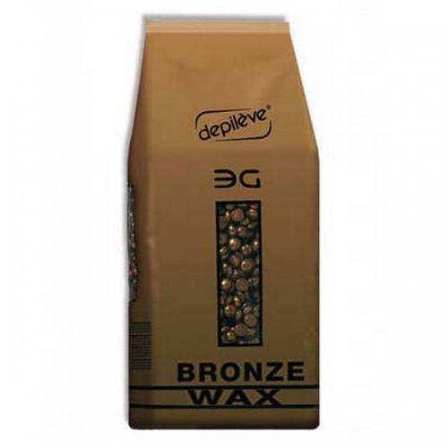 Bronze wax Men Bronzas plēves vasks vīriešiem 500g