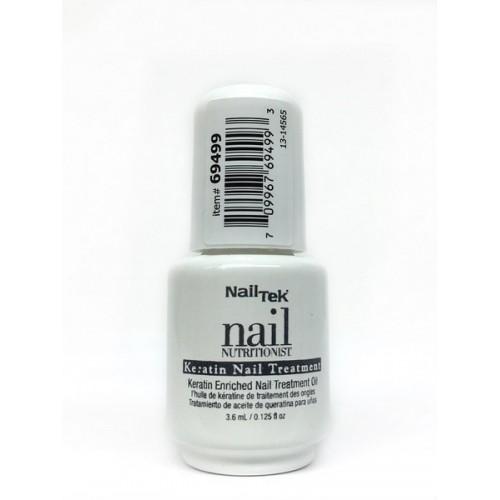 Nail Tek Nutritionist Kertin Treatment Oil - Keratīna eļļa nagiem un kutikulām 3.6 ml