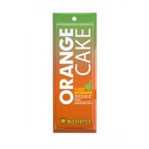 Solārija krēms SOLEO Orange Cake 15ml