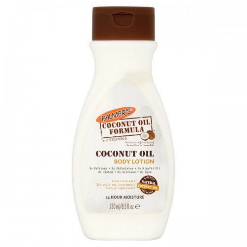 Palmer's Coconut Oil Body Lotion 250ml - Kokosriekstu Eļļas Losjons