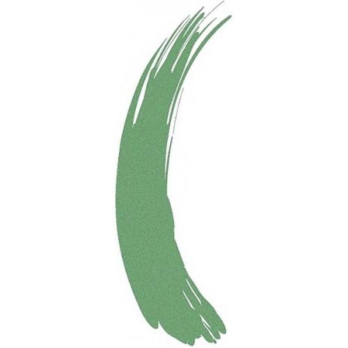 Play Up Colour Hair Mascara Green - tonējošā matu tuša 18ml