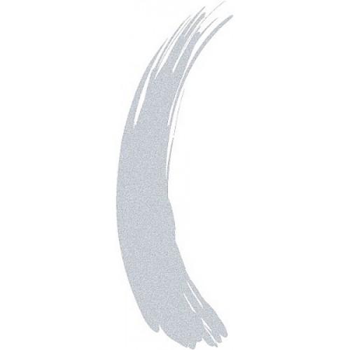 Play Up Colour Hair Mascara Silver - tonējošā matu tuša 18ml