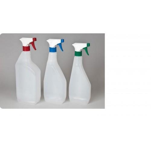 Pudele solārija tīrīšanas līdzeklim