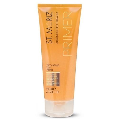 St.Moriz Advanced Pro Formula Exfoliating Skin Primer - ķermeņa pīlinga skrubis 200ml