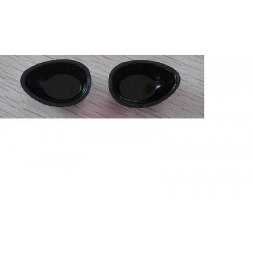 Solārija brillītes (bez savienojuma)