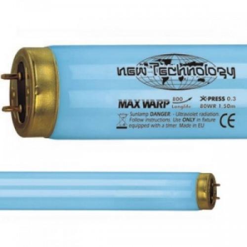 Solārija lampa Max Warp 800 Longlife X-Press 0.3 80W
