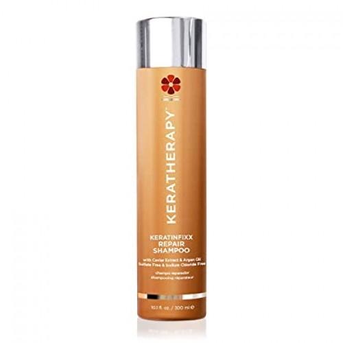 Keratherapy Keratin Infused Repair Shampoo Atjaunojošs šampūns bojātiem matiem, 300ml