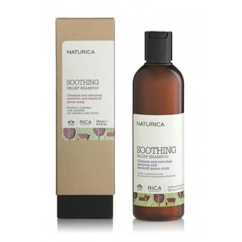 NATURICA Soothing Relief Shampoo - Nomierinošs šampūns, 50ml